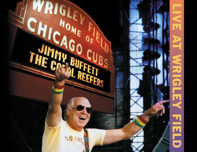 Jimmy Buffett Live at Wrigley Stadium