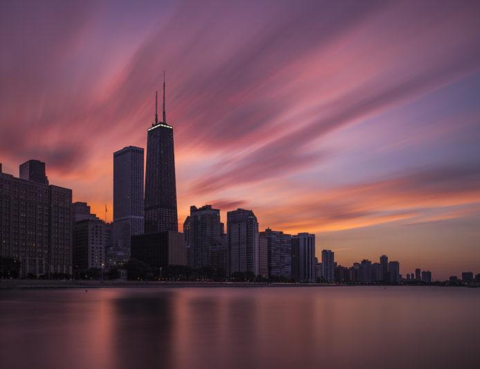 ChicagoSunset
