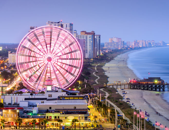 Family Friendly Fun At Myrtle Beach