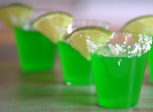 Let's Make: Margarita Jell-O Shots