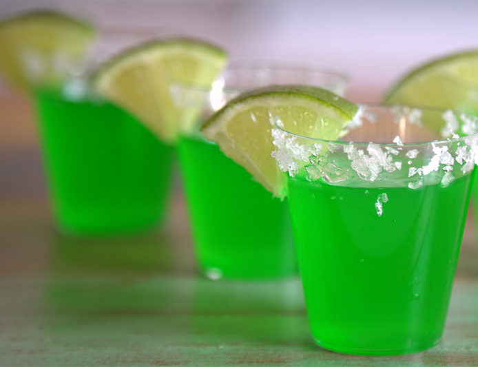 Let's Make: Margarita Jell-O Shots - Margaritaville Blog