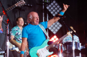 Jimmy Buffett brings the TODAY Show to Margaritaville