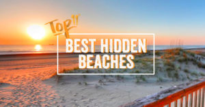 Best (hidden) beaches you NEED to visit