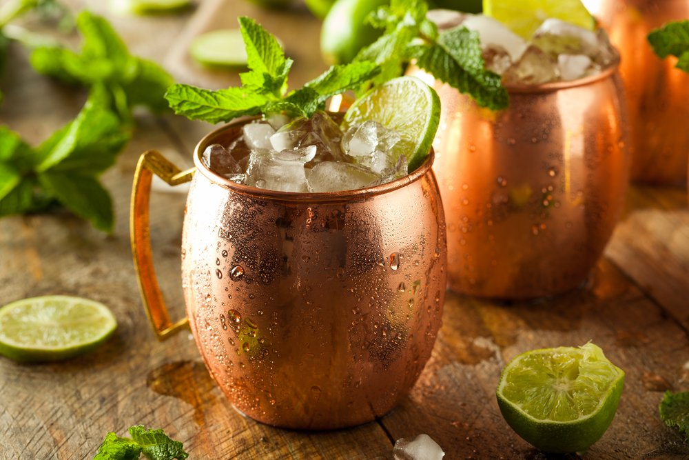 50 Drinks in 50 States: A Moscow Mule in Wisconsin - Margaritaville ...