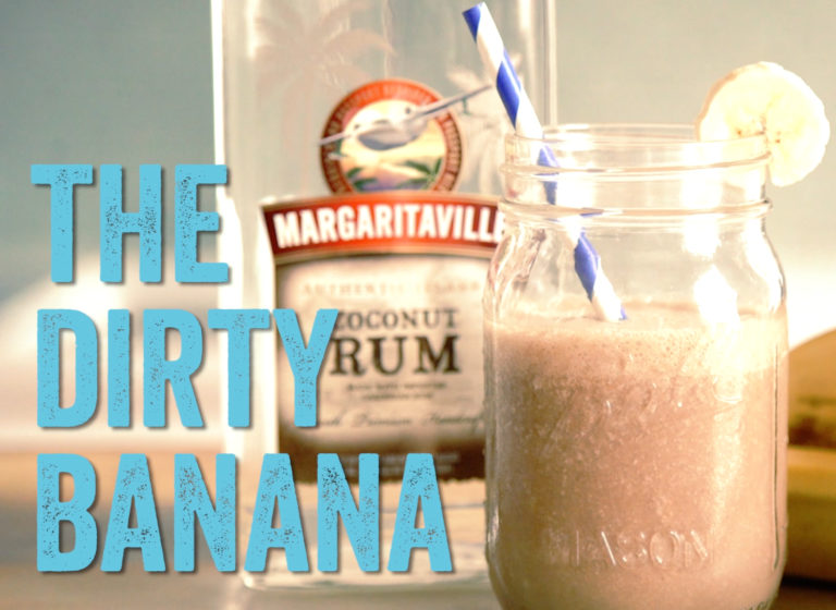Let's Make: A Dirty Banana (Video)