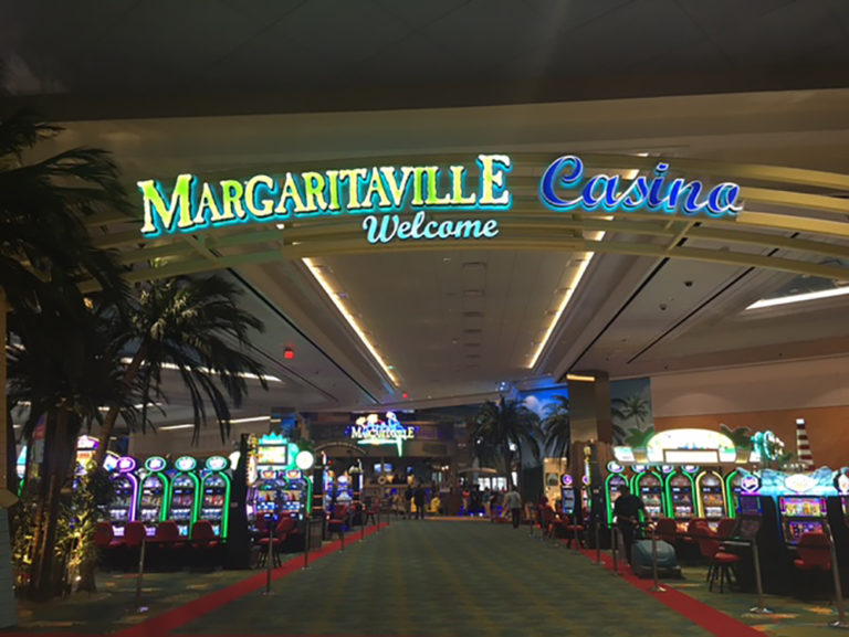 Margaritaville Casino and Restaurant Opens at River Spirit Casino Resort