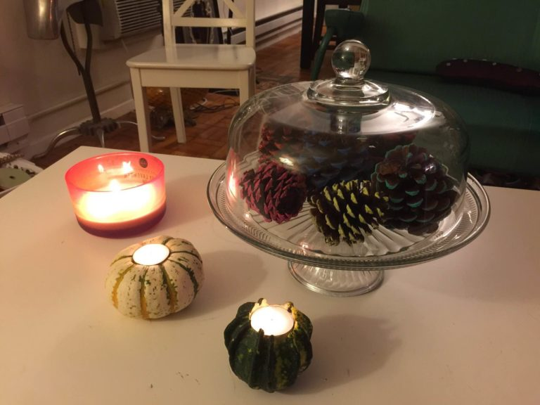 Bring The Outside In: 5 Super Easy DIY Projects For Fall