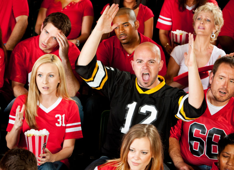 8 Fans You're Likely To Sit With At A Football Game