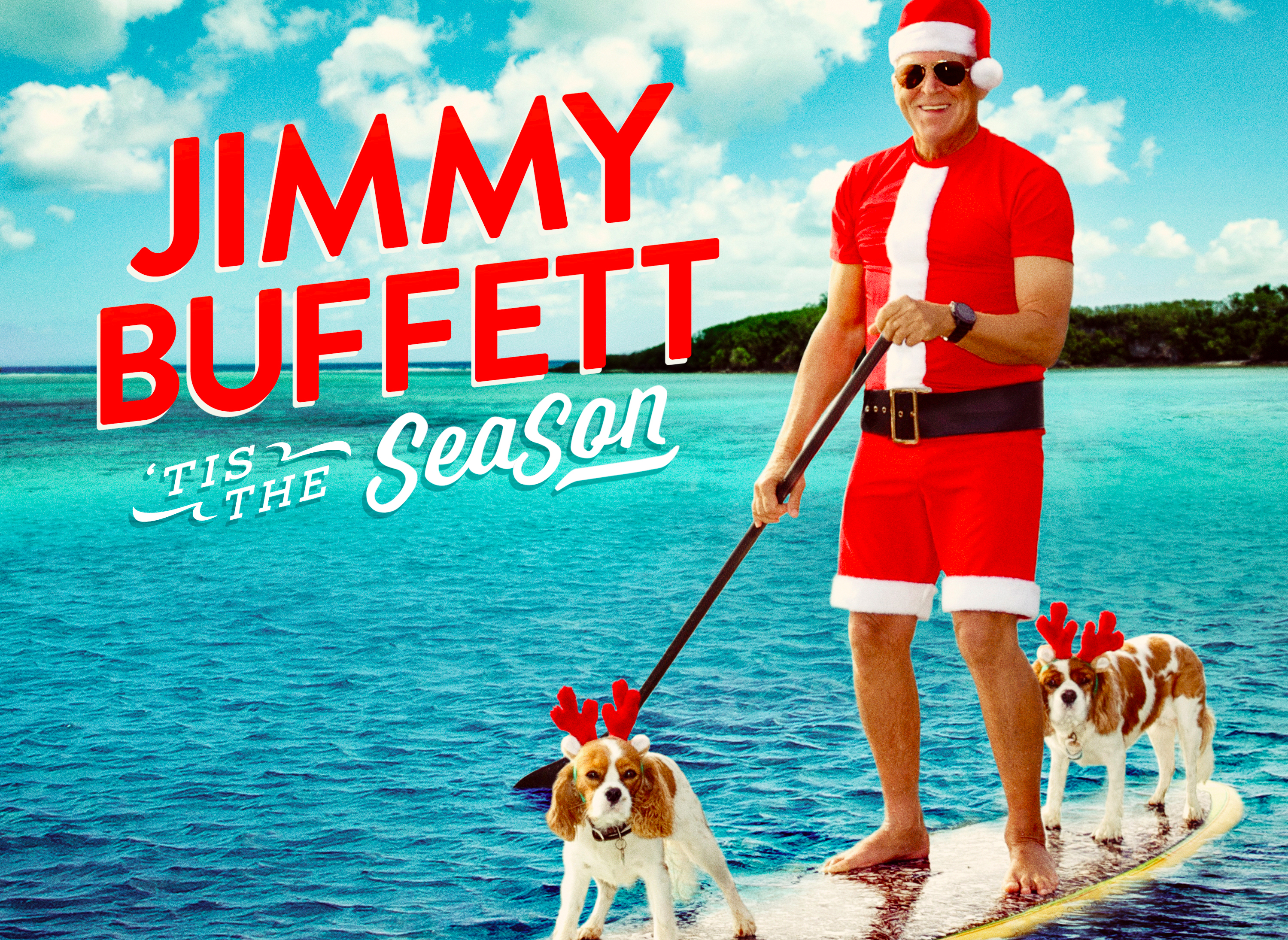 Tune in tomorrow: Track 13 White Christmas From Jimmy Buffett\'s New ...