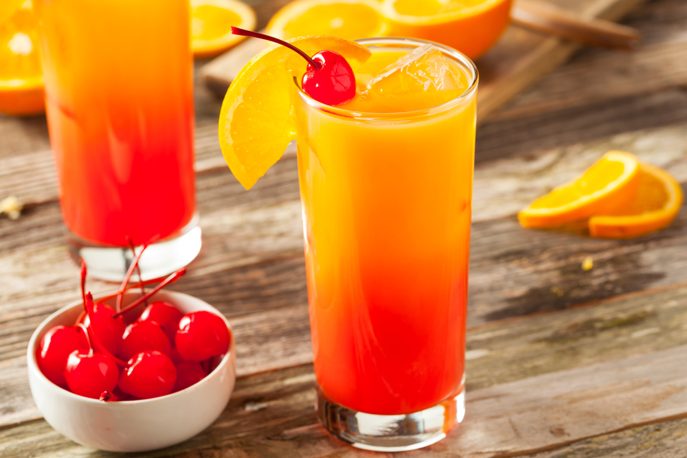 50 drinks in 50 states a tequila sunrise in arizona for Best tequila for tequila sunrise