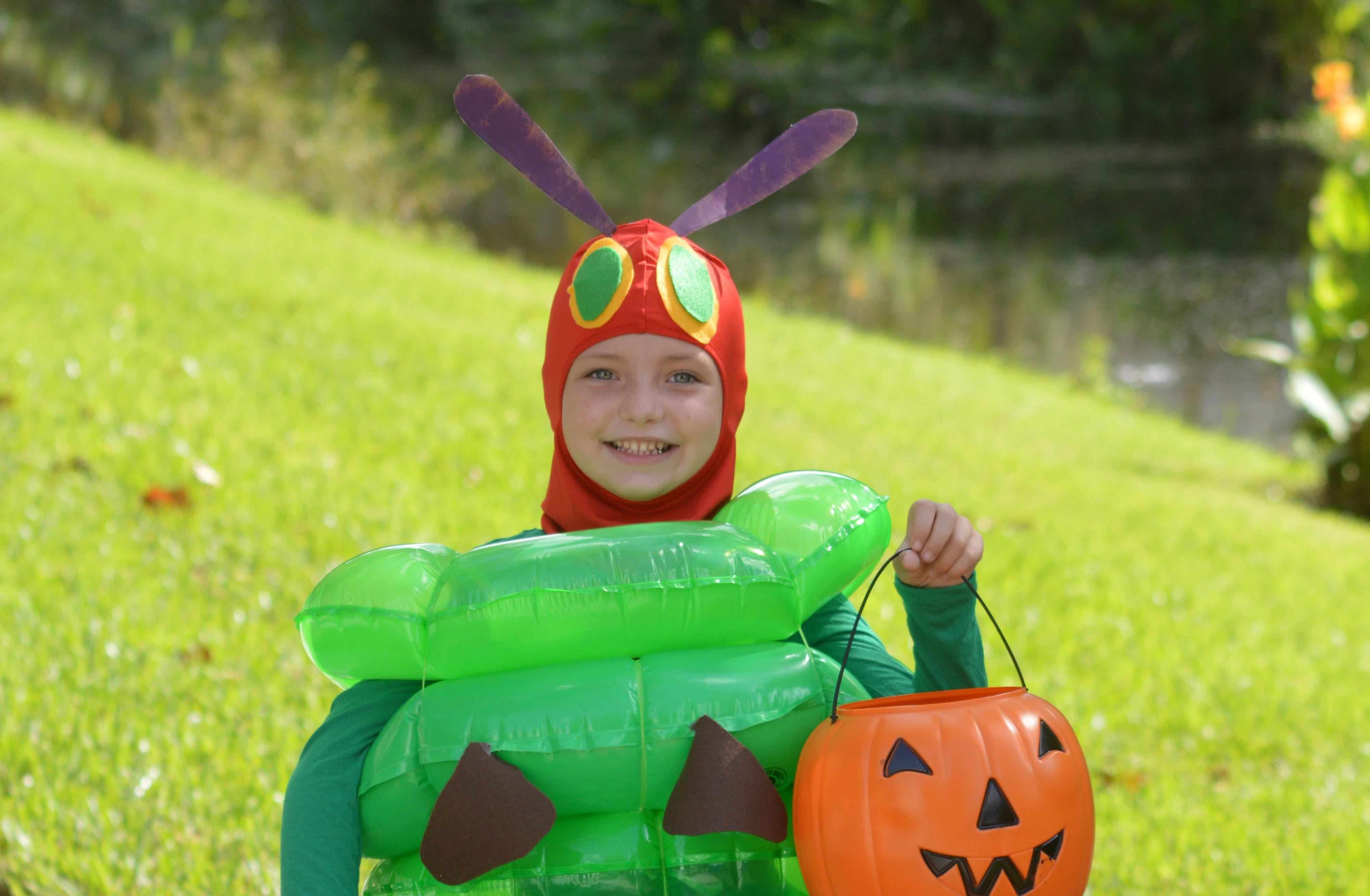 Diy kids halloween costume the hungry caterpillar margaritaville blog solutioingenieria Choice Image