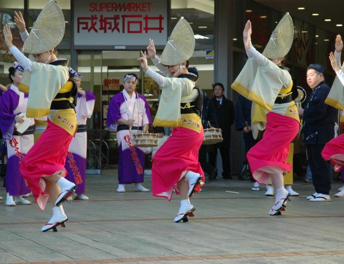 Obon Festival - Japan