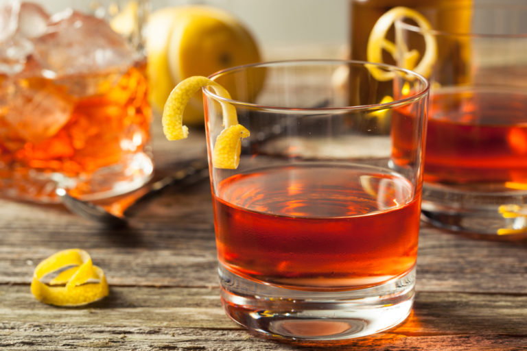 50 Drinks in 50 States: Swilling Sazeracs in Louisiana