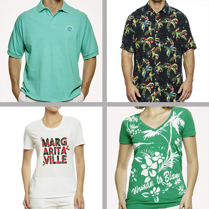 Margaritaville Apparel