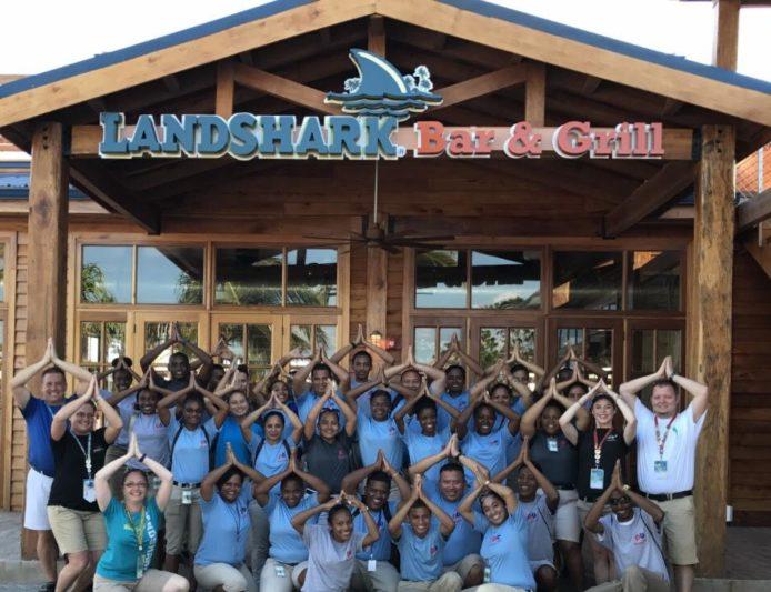 LandShark Bar & Grill - Harvest Caye Team