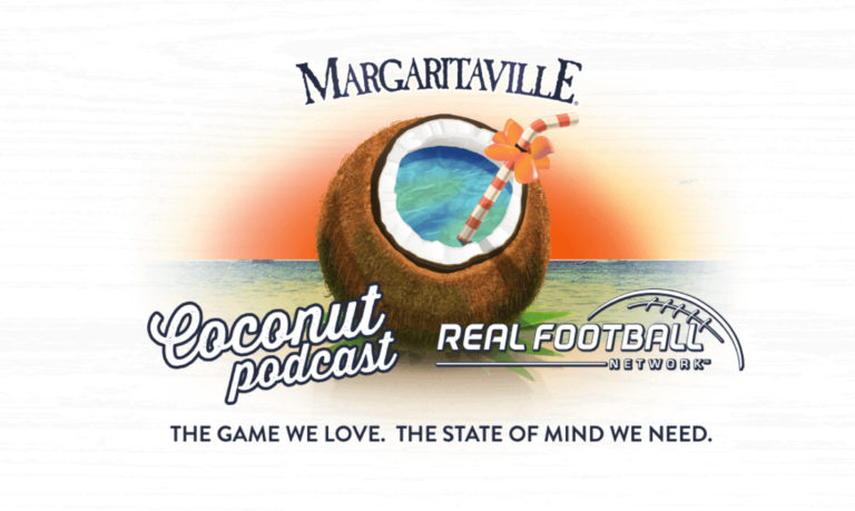 Coconut Podcast launches in conjunction with Real Football Network