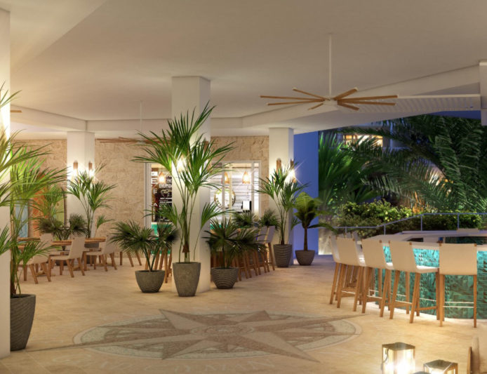 Margaritaville Resort Grand Cayman Lobby Bar