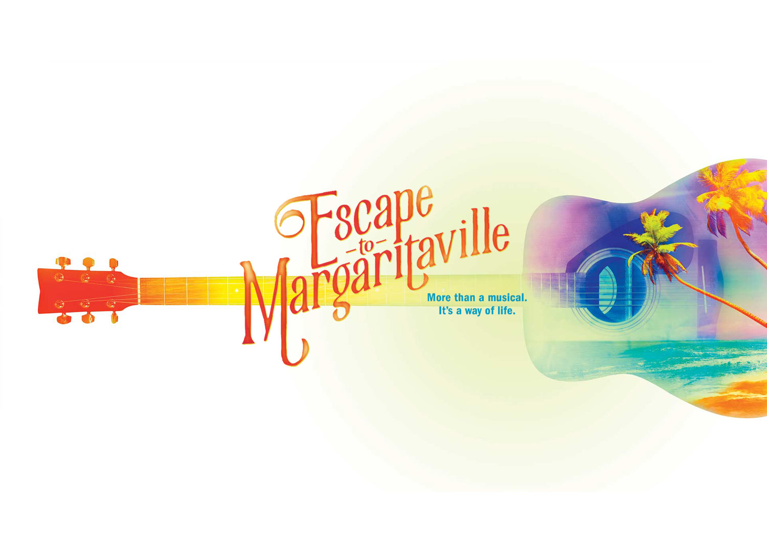Escape To Margaritaville The Musical New Orleans And