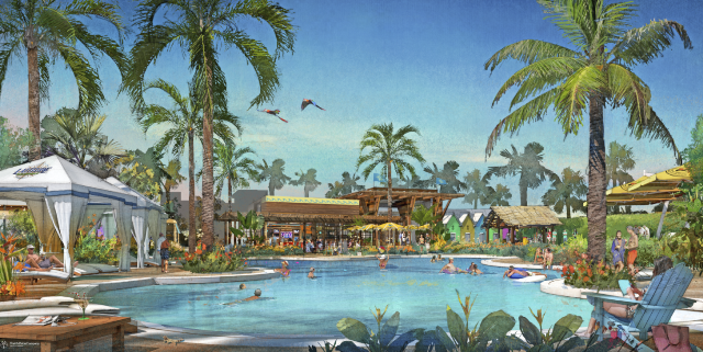 Margaritaville Holdings And Minto Communities Announce