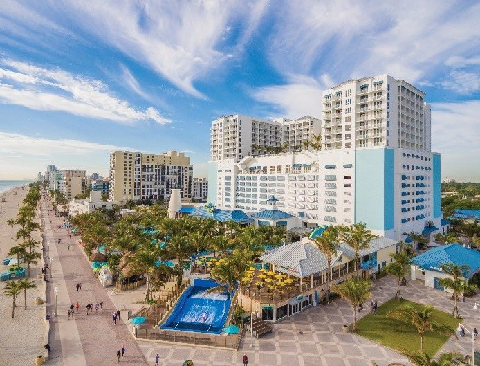 MARGARITAVILLE HOLLYWOOD BEACH RESORT TURNS TWO