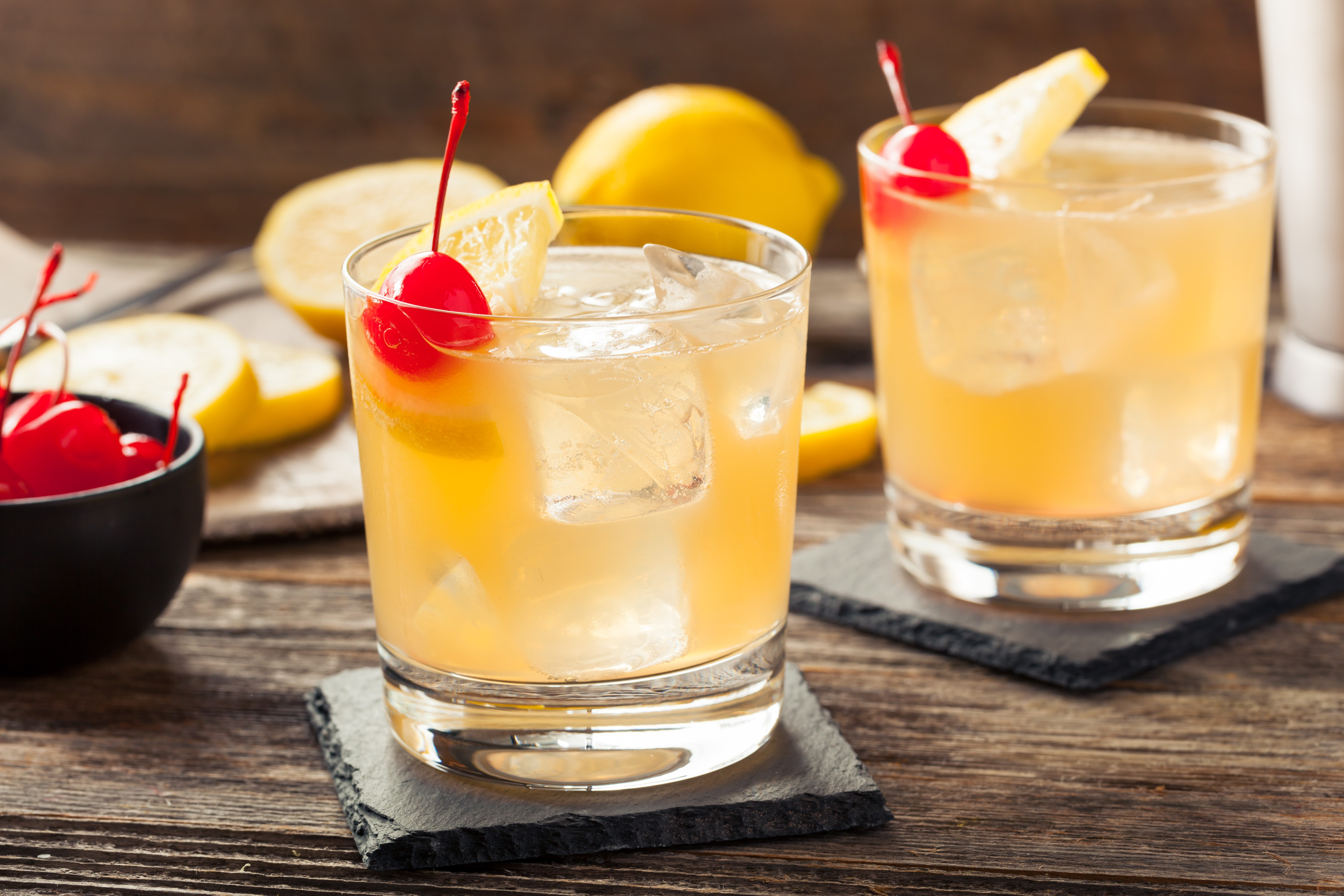 50 drinks in 50 states: Whiskey sour in Virginia ...