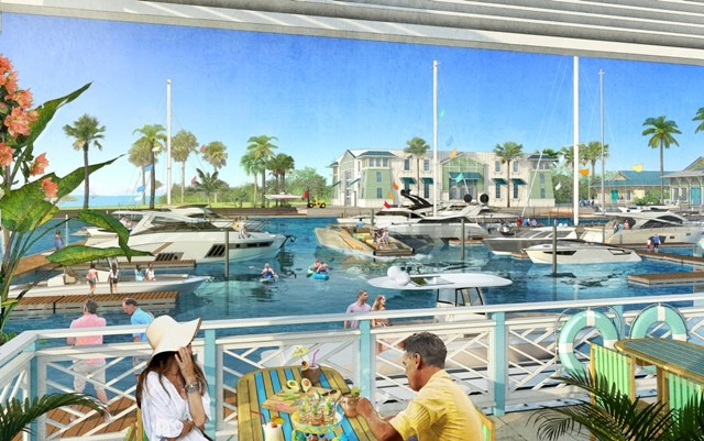 Αποτέλεσμα εικόνας για Development of a new marina and 132 luxury residences at Harbour Isle in Bradenton, Florida