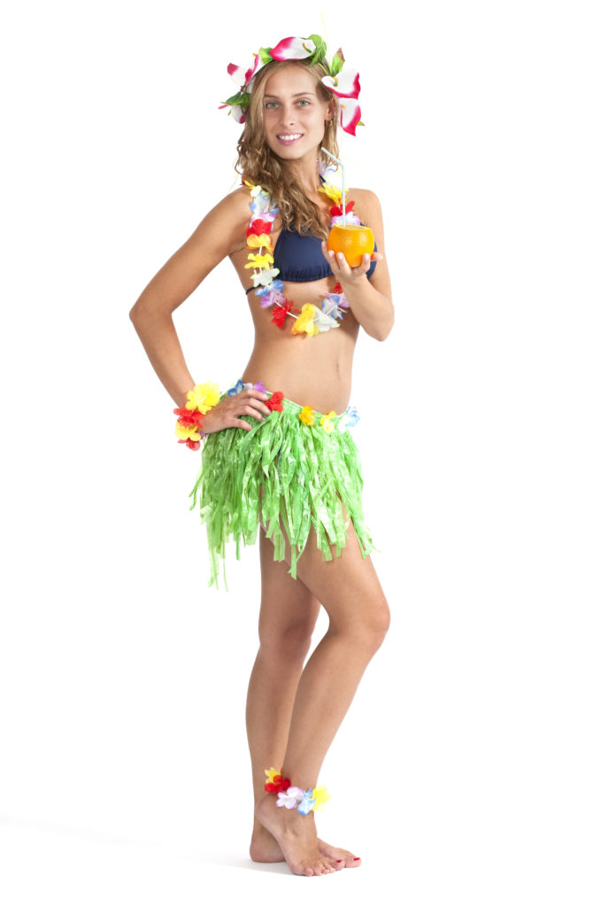 7 Last Minute Halloween Costumes From Paradise