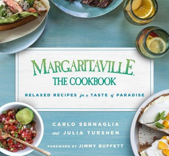Margaritaville: The Cookbook Coming May 2018