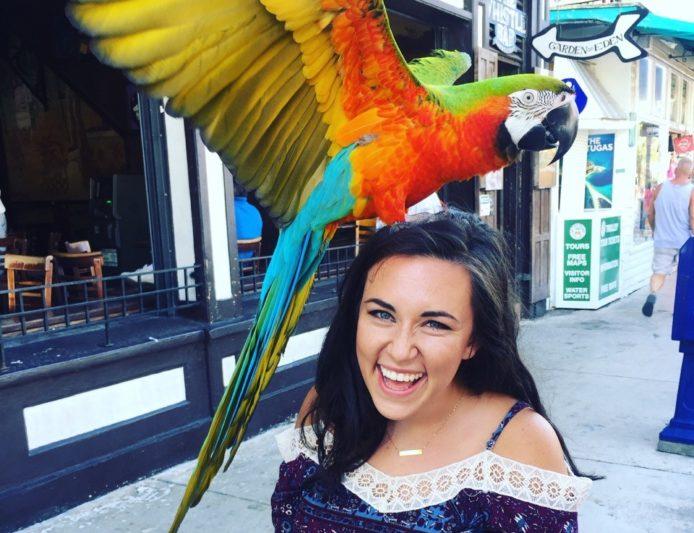 Margaritaville Matrimony: Savannah Talks to Statues - Margaritaville