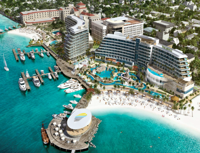 Margaritaville Announces Destination Resort in Nassau
