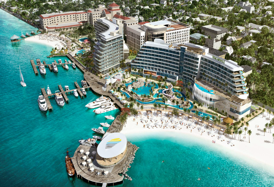 Margaritaville Nassau Makes  New York Times 'Places to Go in 2020'