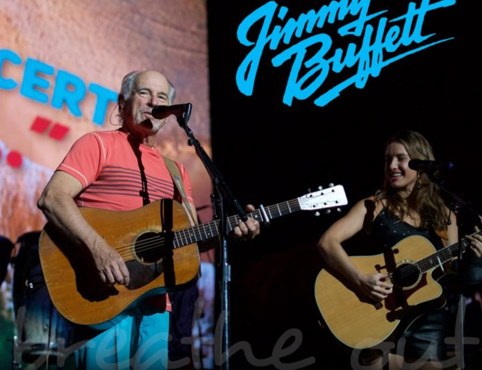 Caroline Jones & Jimmy Buffett Live Duet Now on iTunes