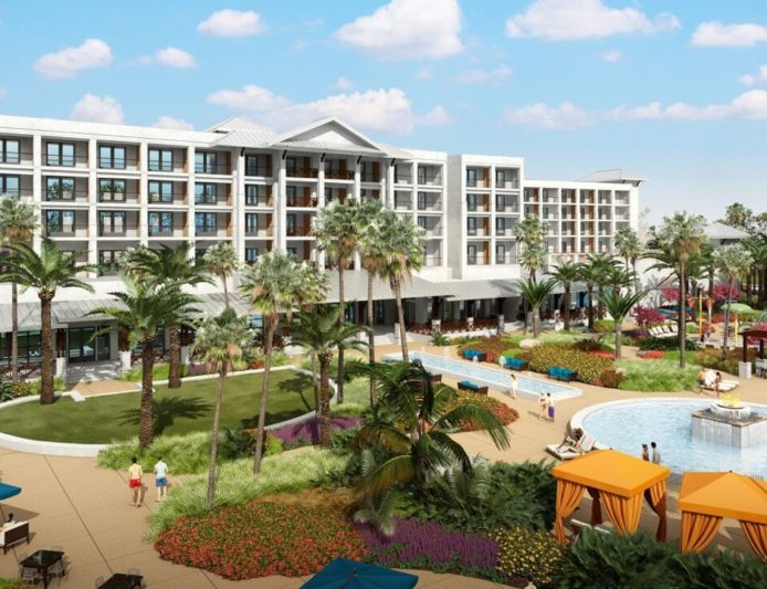 Margaritaville Beach Resort Coming to Panama City Beach