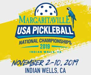 Watch the 2019 Margaritaville USA Pickleball National Championships Live