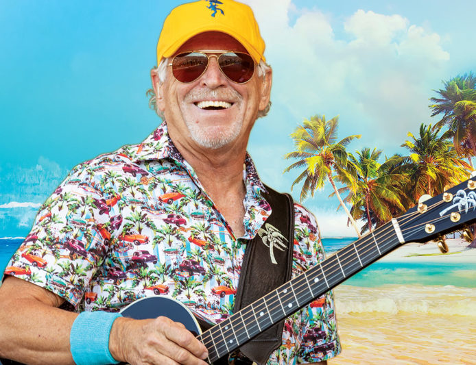 Jimmy Buffett now streaming on nugs.net