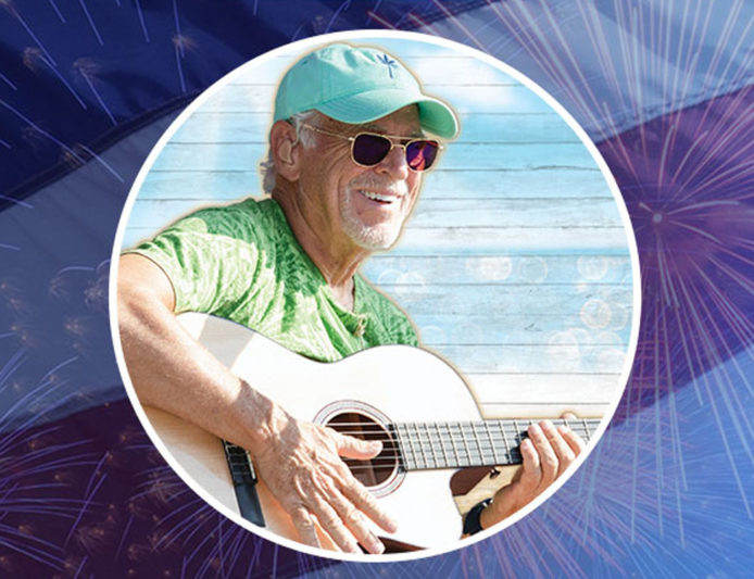 """Jimmy Buffett To Debut Special Rendition Of """"This Land Is Your Land"""" On America's Independence Day Celebration A CAPITOL FOURTH On PBS"""