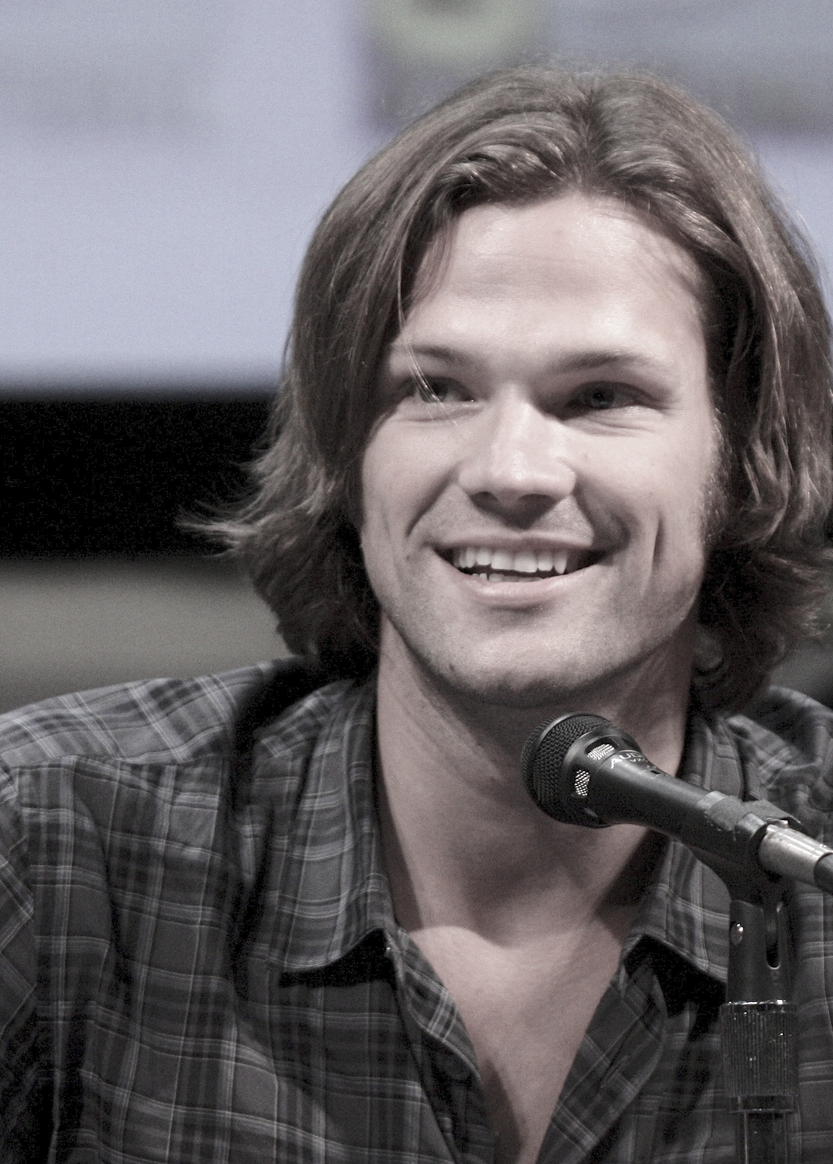 girl on guy 62  jared padalecki