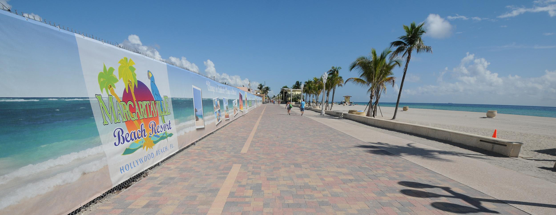 Hollywood Beach Florida Boardwalk Pictures