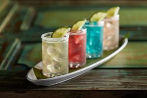Refreshments at Margaritaville Hollywood Beach Resort