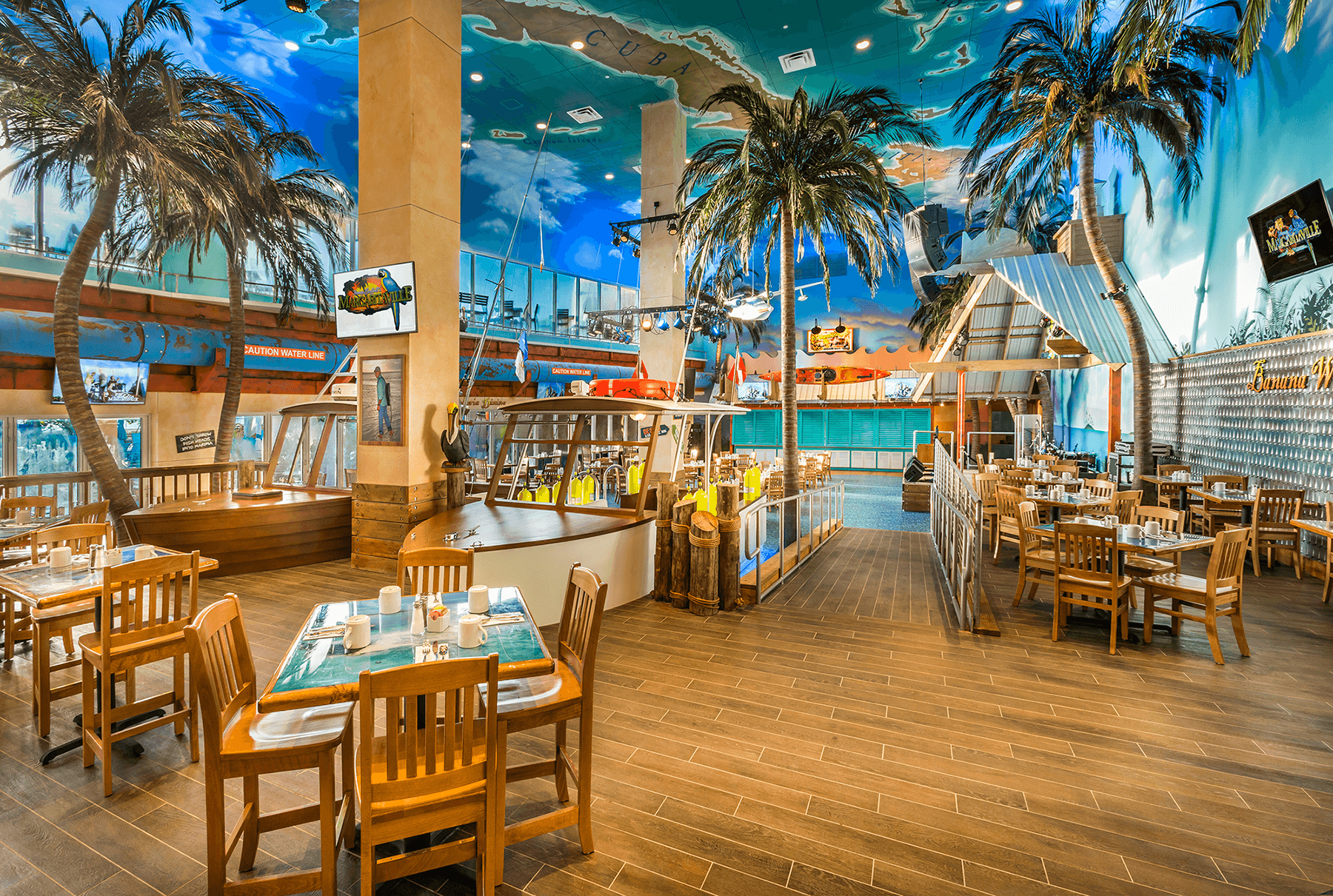 Hollywood Beach Florida Restaurants On Boardwalk