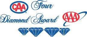 AAA Four Diamond logo