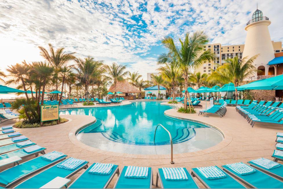 Cabana Rental Hollywood Beach Florida