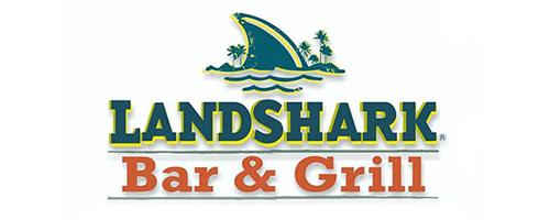 LandShark Bar & Grill logo