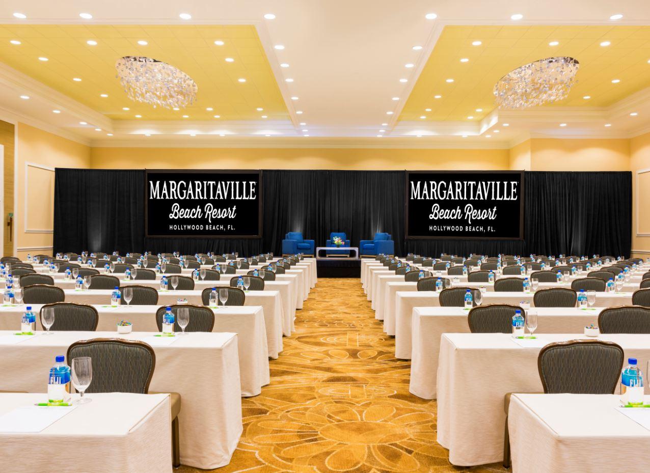 Meetings & Event Planning | Margaritaville Hollywood Beach