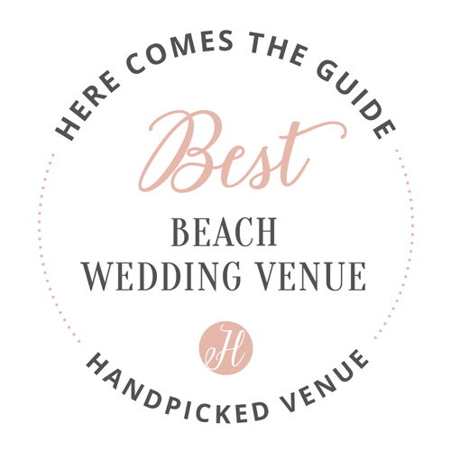 Here Comes The Guide - Best Beach Wedding Venue - Handpicked Venue
