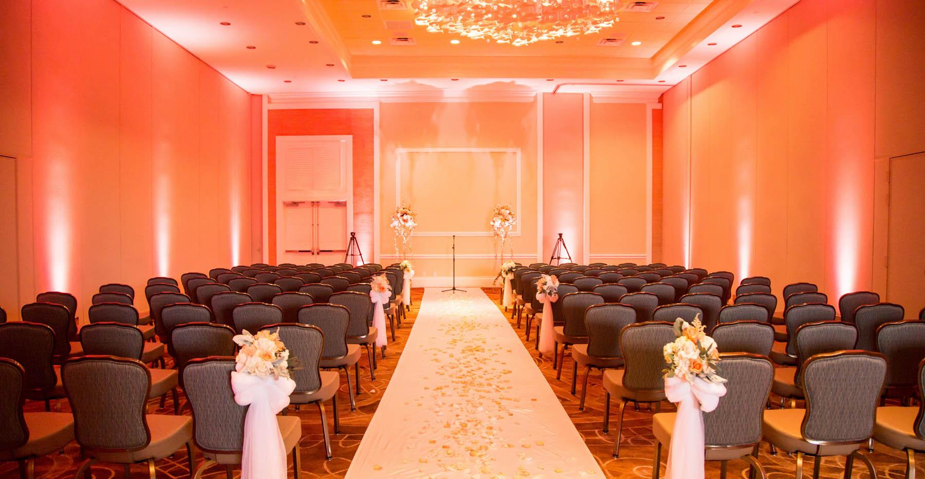 wedding indoor venue