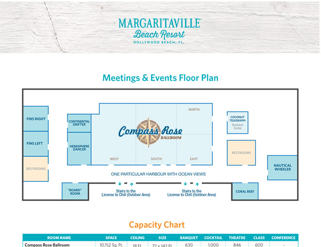 Meetings Floor Plan