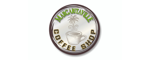 Margaritaville Coffee Shop logo