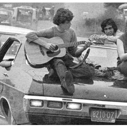 Music really passes the time. 88 days and counting to Woodstock's 45th Anniversary.