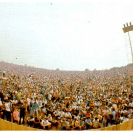 How Does Woodstock Compare to Concerts Today?